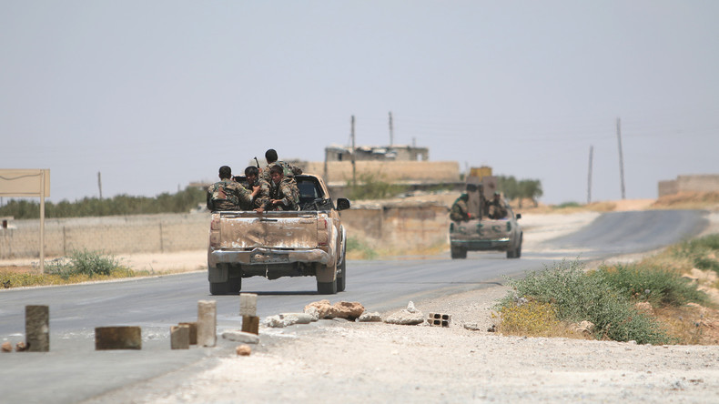 Kurdische Kräfte ziehen aus nordsyrischer Stadt Manbidsch ab