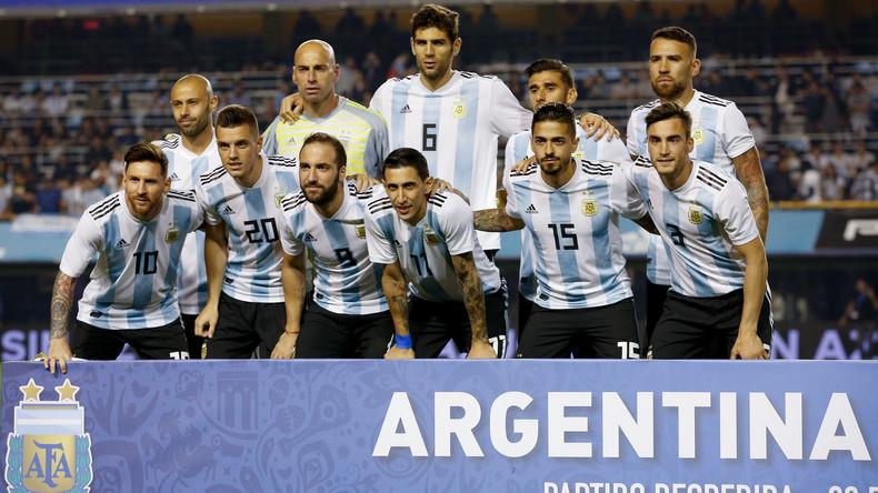 Argentinien sagt WM-Testspiel in Jerusalem nach Protesten ab