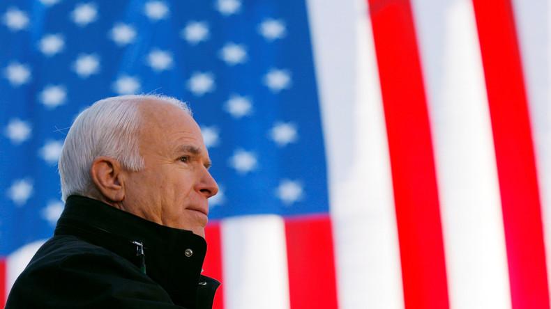 Trump-Assistentin nach abfälliger Bemerkung über McCain gefeuert