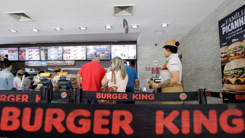 Kein leckerer (Sch)Maus: Burger-King-Filiale schließt wegen Nagerplage