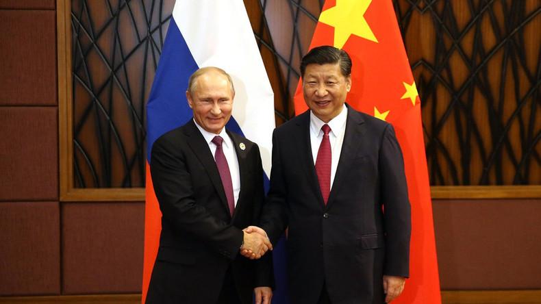 """Putin über Xi Jinping: """"Das einzige Staatsoberhaupt, mit dem ich meinen Geburtstag gefeiert habe"""""""