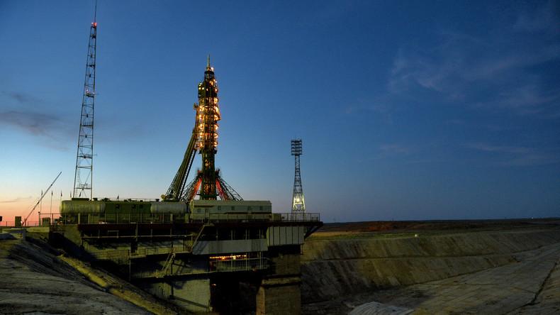 LIVE: Auf ins All - Die ISS-Expedition 56-57 startet mit der Sojus MS-09