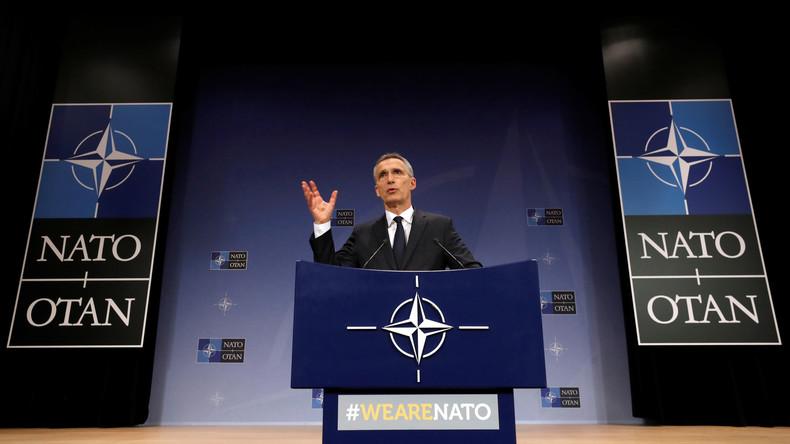 NATObestätigt Aufrüstungspläne: Eingreiftruppe mit 30.000 Mann und 300 Kampfjets gegen Russland