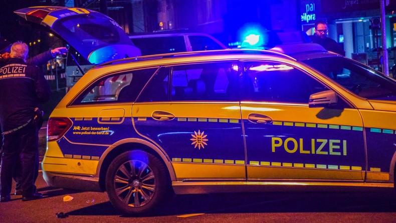Schwerer Unfall nach Verfolgungsjagd in Berlin - Radfahrerin getötet
