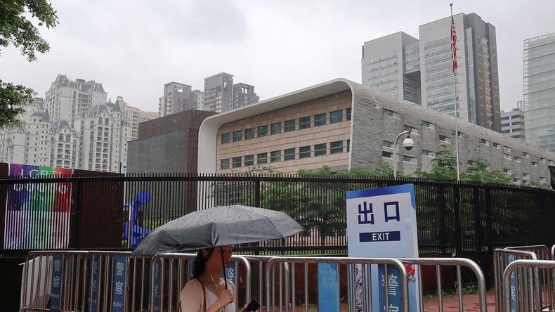 """""""Abnormale Geräusche"""": Zwei US-Diplomaten nach mutmaßlichem Schallangriff aus China evakuiert"""