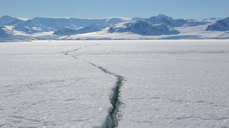 Müll ist überall: Greenpeace findet Mikroplastik und Kunststoffe in der Antarktis