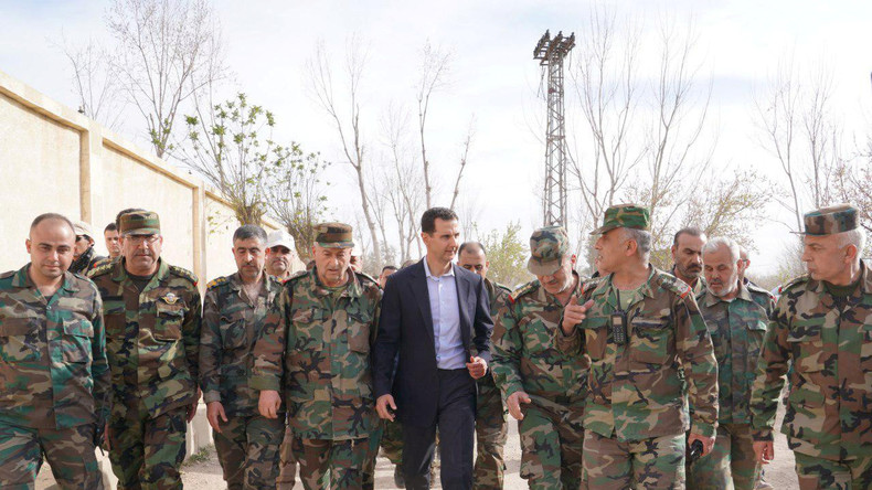 Wachsender Widerstand: Syrische Stämme verbünden sich gegen US-Okkupation