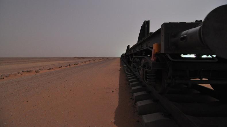 Eisenbahn-Großprojekt soll arabische Golfstaaten verbinden - und Russland könnte es bauen