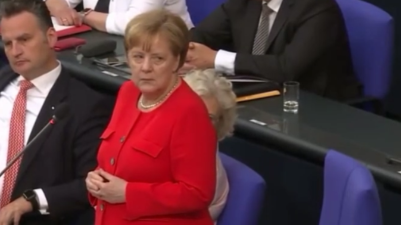 """Deutsche Welle für Demokratie-Export - Merkel zum """"regierungsunabhängigen Auslandssender"""""""
