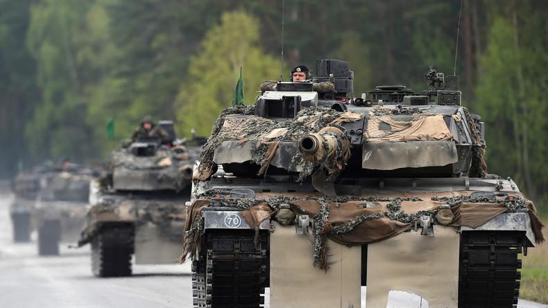 Kriegsvorbereitung: EU will 6,5 Milliarden Euro für panzertaugliche Straßen in Osteuropa investieren
