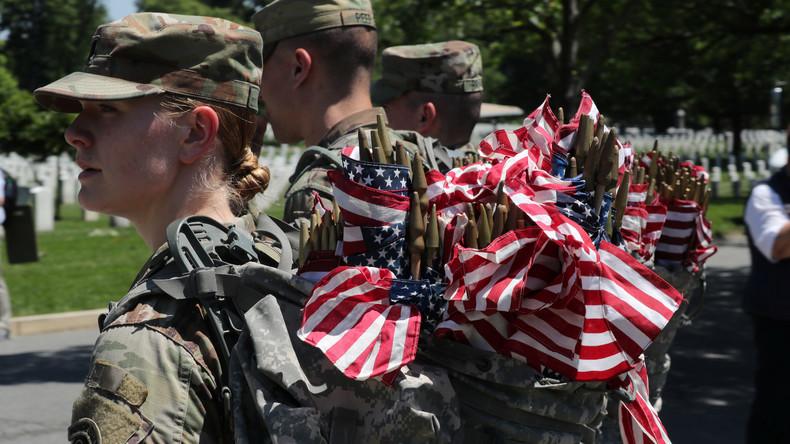 US-Kongress könnte Kriegsbefugnisse des Präsidenten ausweiten (Video)