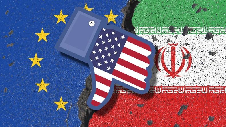 Keine geschlossene Front: EU-Widerstand gegen Iran-Sanktionen der USA kaum wirkungsvoll (Video)