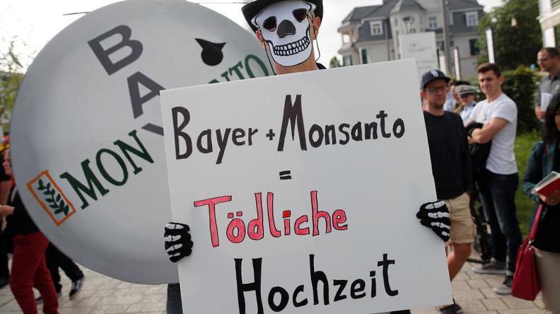 Übernahme mit Risiko: Bayer schluckt Monsanto (Video)