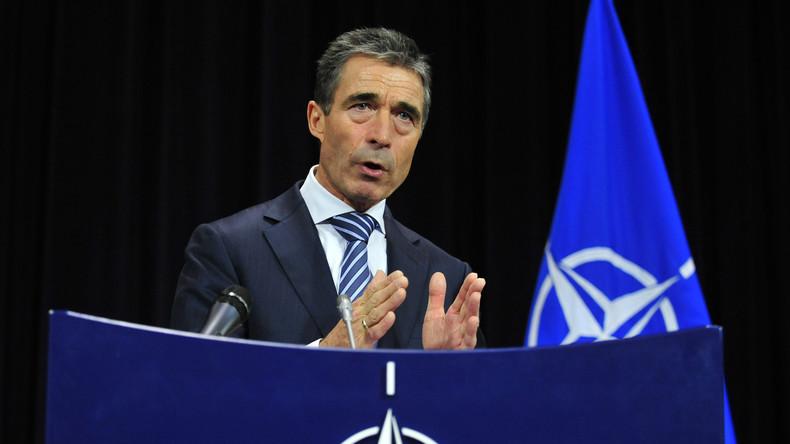 Auf massiven russischen Panzerangriff vorbereitet: Die WELT lässt Ex-NATO-Chef die Welt erklären