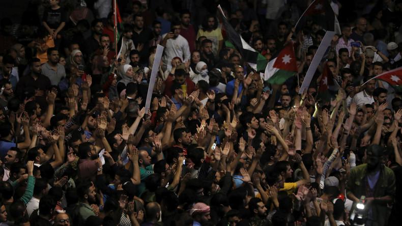 Nach Protesten zunächst keine Steuererhöhungen in Jordanien
