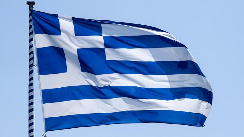 Griechische Eisenbahner streiken gegen weitere Privatisierung