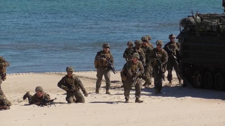 Baltops: 20 NATO-Staaten nehmen an US-geführter Marineübung auf der Ostsee teil