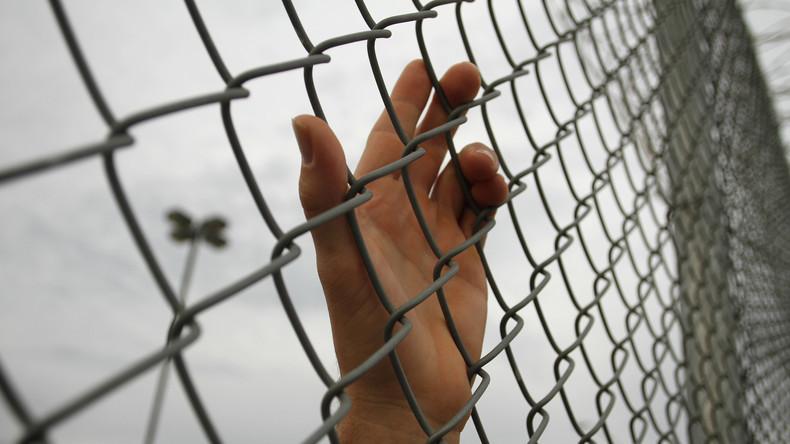 USA: Häftlinge müssen 1.600 illegalen Einwanderern Platz machen