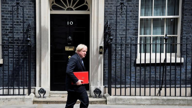 """Boris Johnson zum """"irreversiblen"""" Brexit: """"Moment der Wahrheit steht bevor"""""""