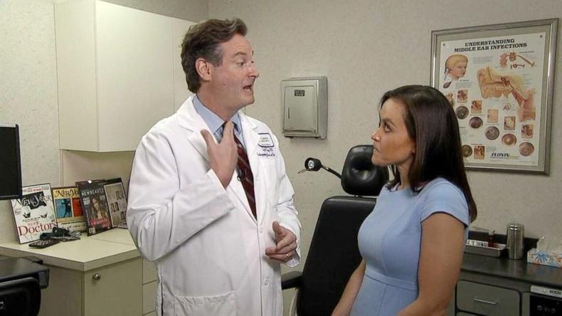 Krebs-Ferndiagnose über Fernsehen: Chirurg rettet junger Frau das Leben