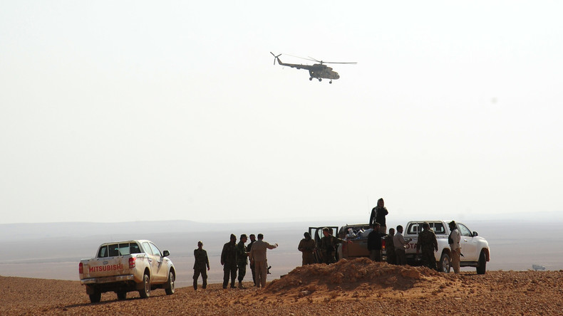 IS erobert Grenzort im Osten Syriens teilweise zurück