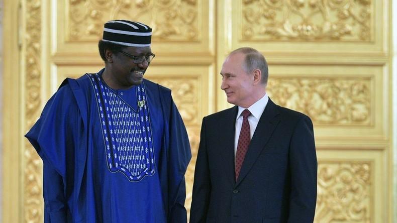 Nigerianischer Botschafter: In Russland gibt es keinen Rassismus