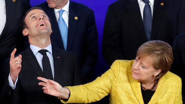 Europa: Macron will Reformen - Merkel will vor allem Kontrolle