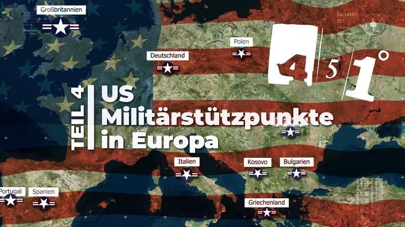 US-Basen in Europa | Teil 4 | 451 Grad