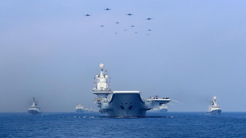 Bericht: Chinesische Hacker stehlen geheime US-Pläne für U-Boot-Raketen