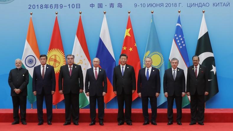 SOZ-Staaten unterzeichnen Abschlusserklärung nach Gipfel in Qingdao