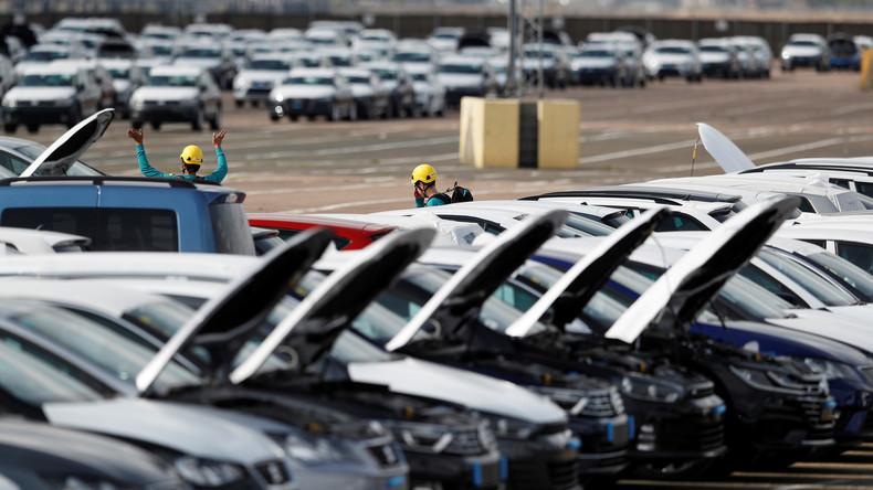 Knapp 15.000 Dieselbesitzern droht Stilllegung ihres Autos