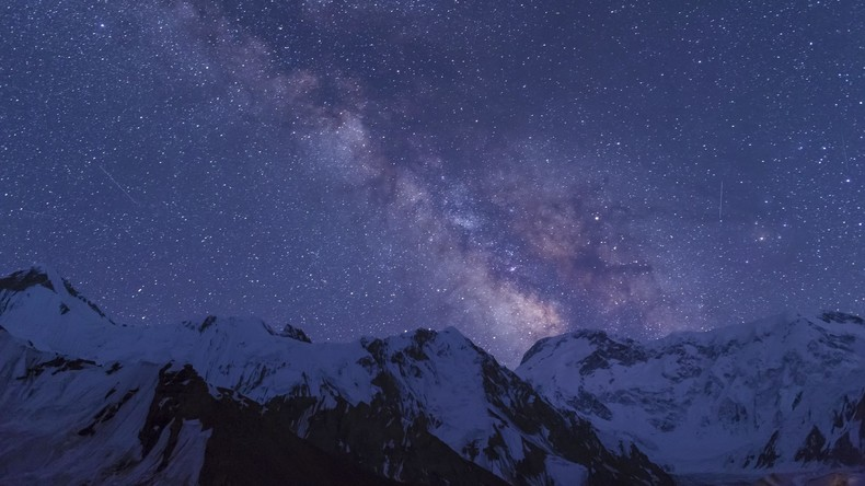 Astronomen wiegen die Milchstraße – und kommen auf ein Ergebnis von 960 Milliarden Sonnenmassen