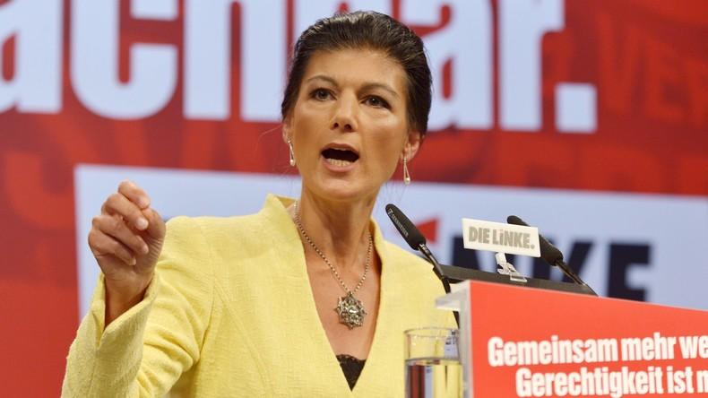 Parteitag der Linken: Wagenknechts Rede sorgt für Buhrufe und Sonder-Debatte