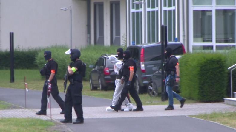 Nach Flucht in Irak: Hauptverdächtiger nach Frankfurt gebracht - Ali B. gesteht Mord an Susanna