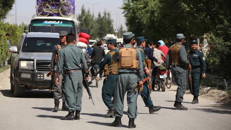 Kurz vor Waffenruhe: Selbstmordattentate und Anschläge mit mindestens 34 Toten in Afghanistan