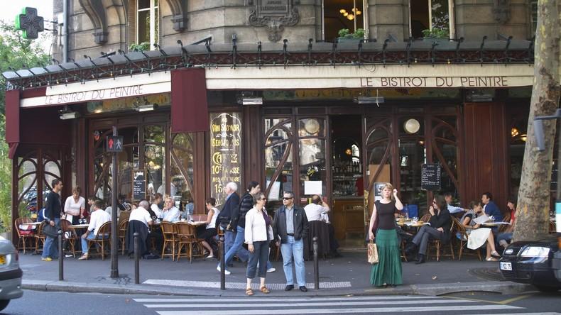 Kampf gegen Imbisse und Fastfood-Ketten: Pariser Bistros wollen UNESCO-Kulturerbe werden