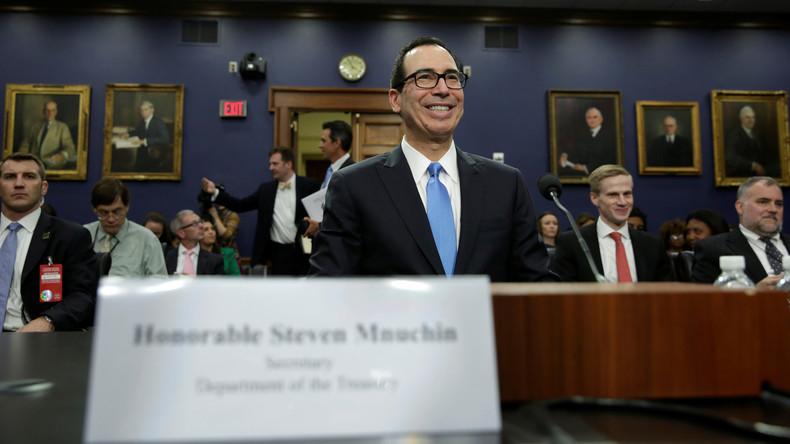 Wegen angeblichen Cyber-Angriffen: USA verhängen weitere Sanktionen gegen Russland