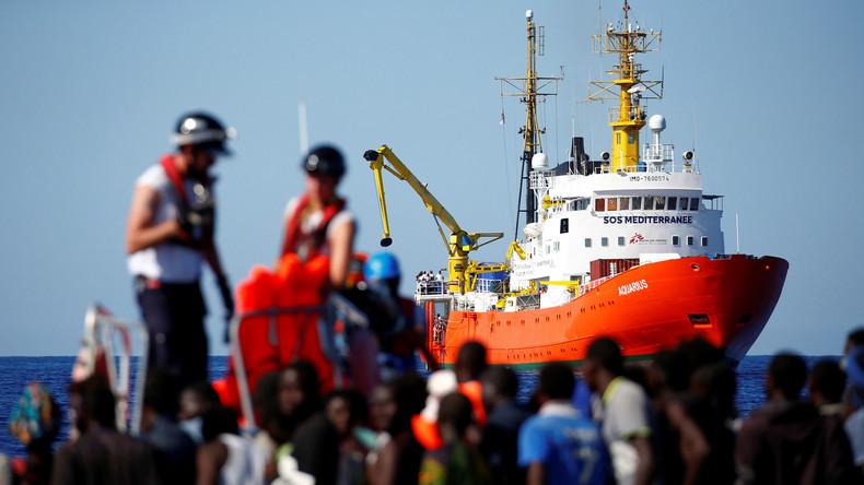 Nach Italiens und Maltas Weigerung: Spanien nimmt Rettungsschiff mit über 600 Migranten auf