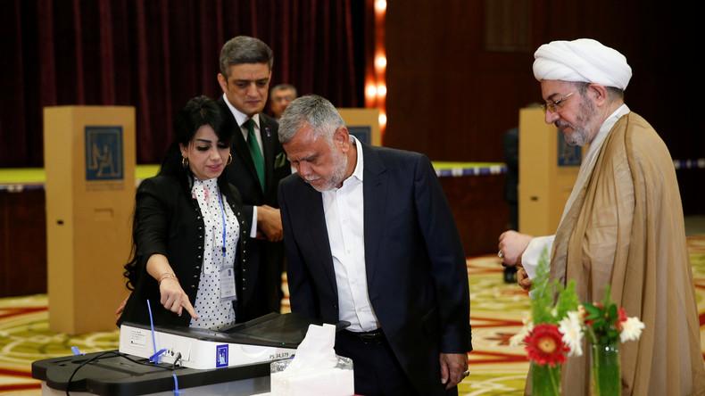 US-Kongress verhängt Sanktionen gegen pro-iranische Parlamentsabgeordnete im Irak