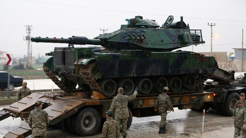 RT-Exklusiv: Jetzt liegt der Fokus auf Irak - Der Krieg der Türkei gegen die PKK