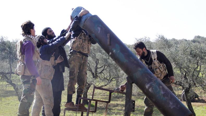 Russland: US-Spezialeinheiten helfen FSA bei Planung von neuem Chemieangriff in Syrien