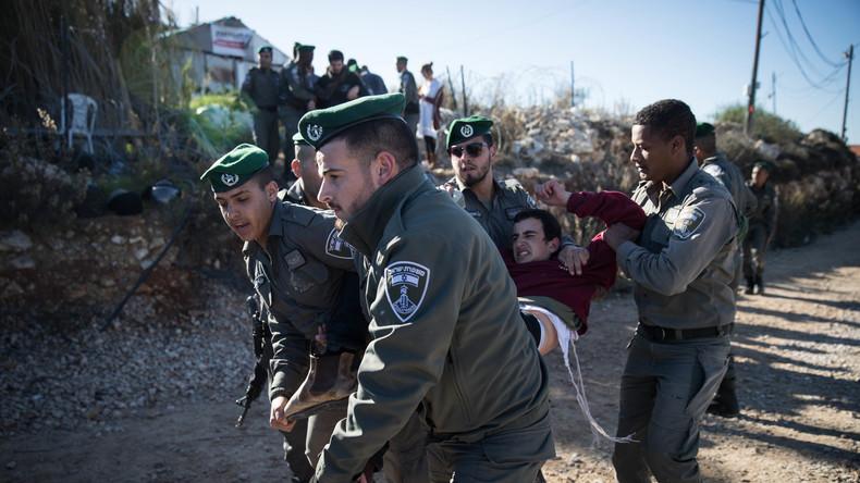 Israel beginnt Räumung weiterer jüdischer Siedlung im Westjordanland