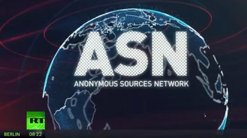 """Realsatire in den US-Medien: Das """"Anonyme Quellen Netzwerk"""" (Video)"""