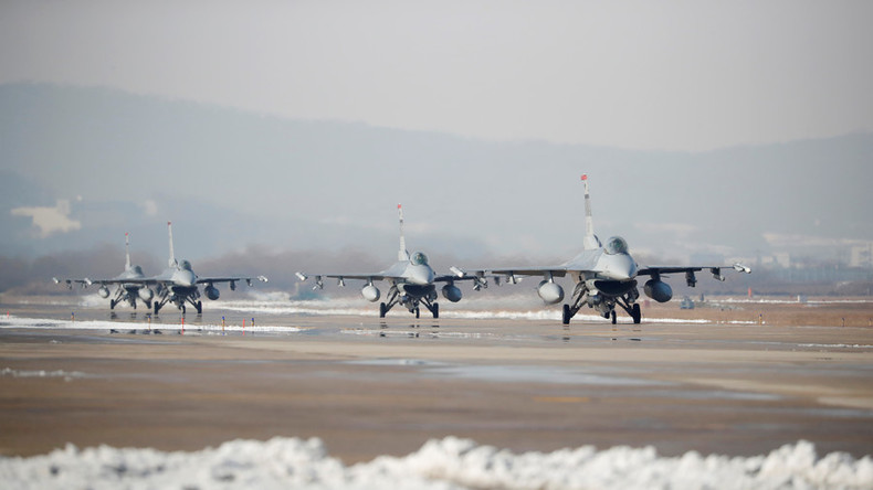 Trump kündigt Einstellung der Militärmanöver mit Südkorea an