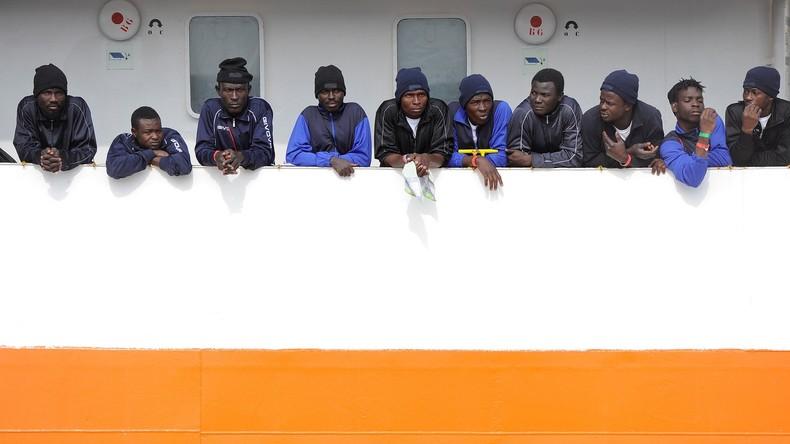 """Migrantenschiff """"Aquarius"""": Odyssee im Mittelmeer nimmt kein Ende"""