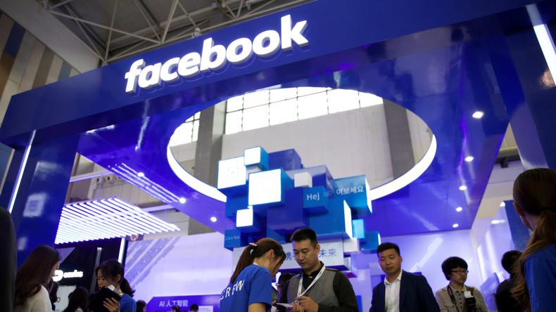 """""""Fake News"""" im Visier: Keine Algorithmen mehr - Facebook setzt wieder auf menschliche Zensoren"""