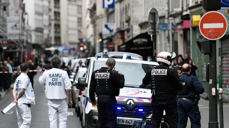 LIVE: Großeinsatz der Polizei in Paris nach Geiselnahme - Mindestens eine Geisel schwer verletzt