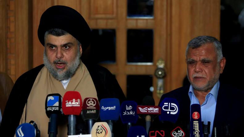 Schiitische Wahlsieger im Irak einigen sich auf Regierungsbildung