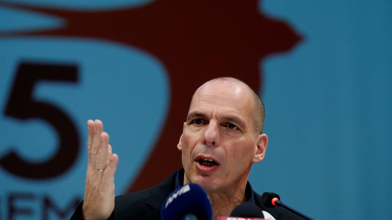 Ex-Finanzminister Varoufakis zum Handelsstreit mit USA: Europa hat Handelskrieg schon verloren