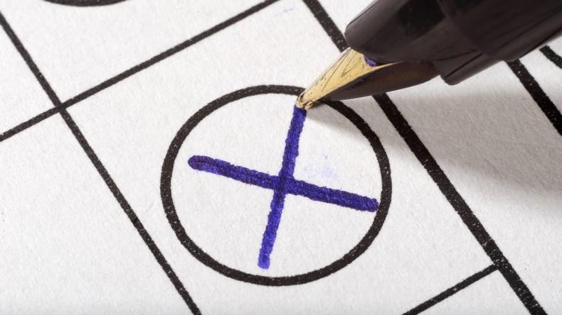 USA: Ohio entzieht inaktiven Wählern das Wahlrecht (Video)